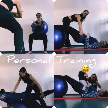 Tina Ewert - personal Training